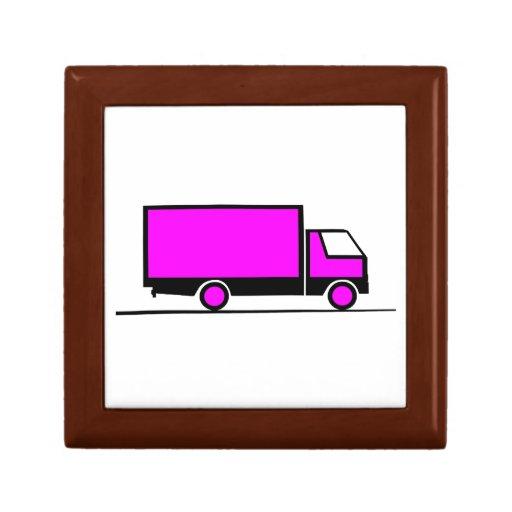 Truck - Truck (06) Trinket Boxes