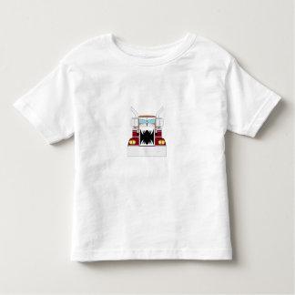 truck with teeth shirt