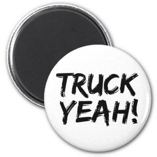 Truck Yeah Magnet