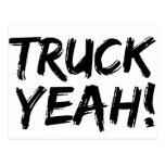 Truck Yeah Postcard