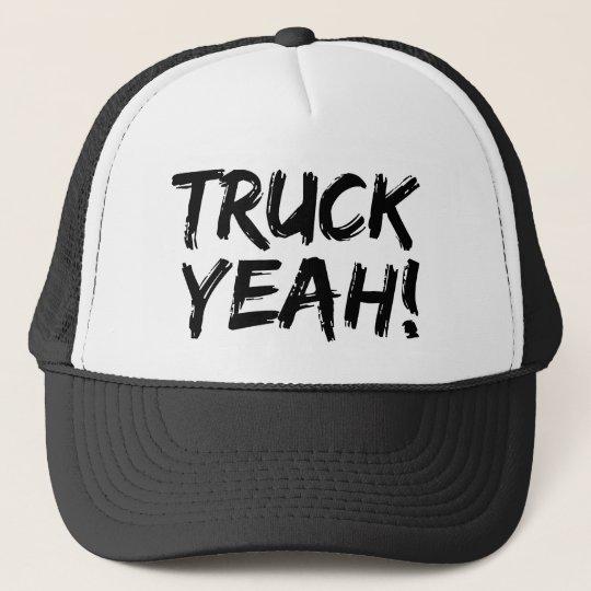 Truck Yeah Trucker Hat  811632867e3e