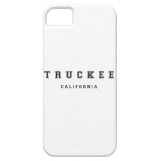 Truckee California iPhone 5 Case