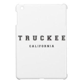 Truckee California iPad Mini Case