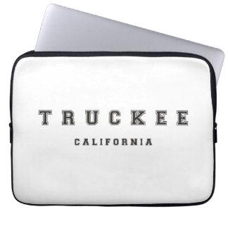 Truckee California Laptop Sleeve