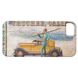 Truckee California Mural 2012 iPhone 5 Covers
