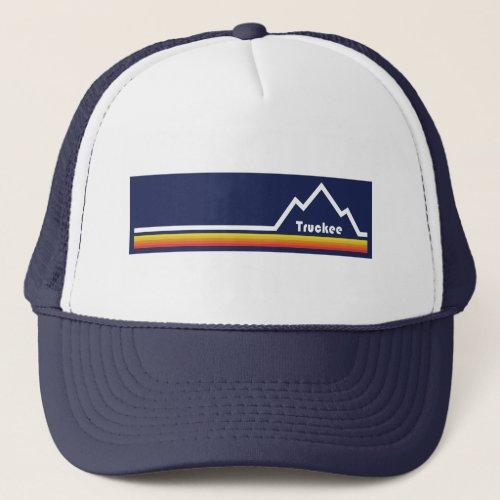 Truckee California Trucker Hat