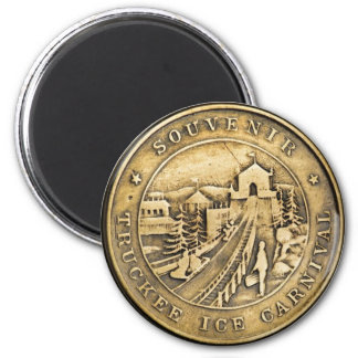 Truckee Ice Carnival Coin /  Magnet