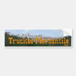 Truckee Mercantile Bumper Sticker
