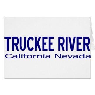 Truckee River Shirts & Stuff Card