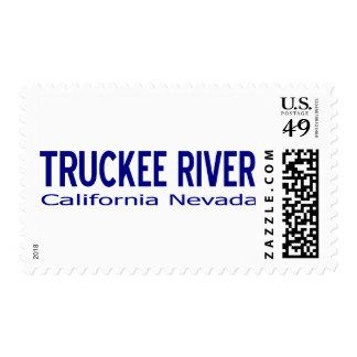 Truckee River Shirts & Stuff Stamp
