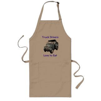 Trucker Apron-customize Long Apron
