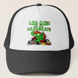Trucker (art by low@northside tattooz) trucker hat