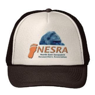 Trucker Baseball Cap with NESRA Logo and Creature Trucker Hat