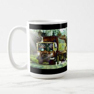 Trucker Big Rig Designs for Truck-lovers Coffee Mug
