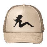 Trucker Girl Mesh Hats