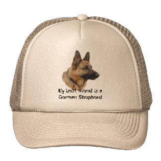 Trucker gorro perro pastor 01