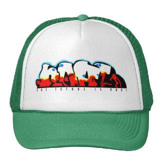 Trucker Graffiti Caps Trucker Hat