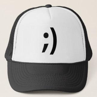;) TRUCKER HAT