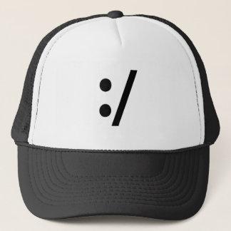 :/ TRUCKER HAT
