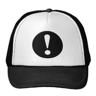 ! TRUCKER HAT
