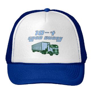 trucker hat 10-4 good buddy