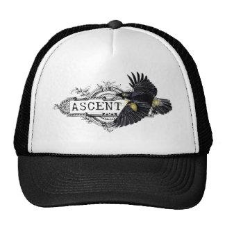 Trucker Hat Ascent Crow