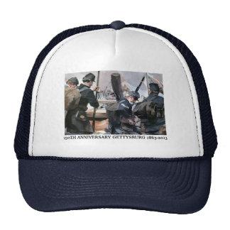 Trucker Hat,  Blue, Civil War Trucker Hat