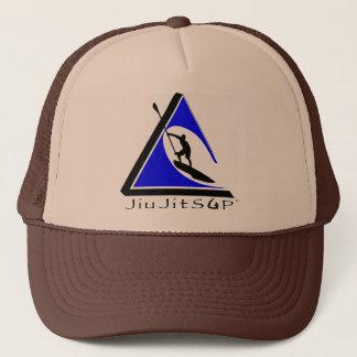 Trucker Hat by JiuJitsup™
