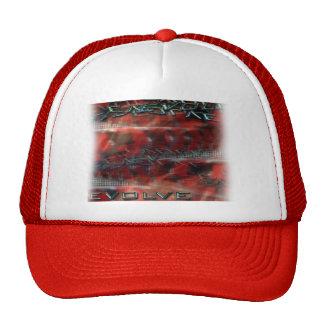 Trucker Hat EVOLVE TEXT GRAPHIC