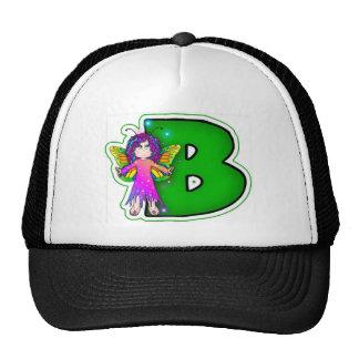 Trucker Hat FairyLetter B