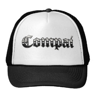 Trucker Hat for Your Godfather Boricua Style