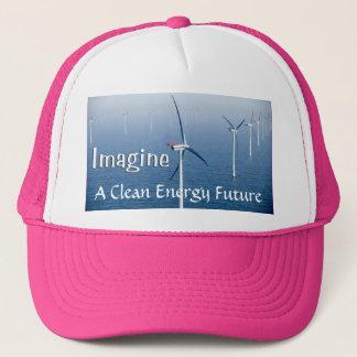 Trucker Hat Imagine