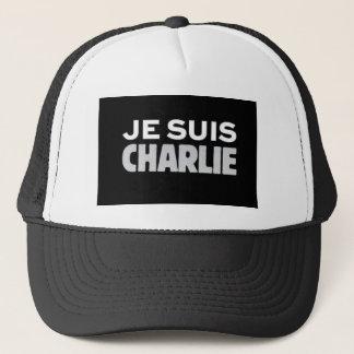 Trucker Hat -- Je Suis CHARLIE