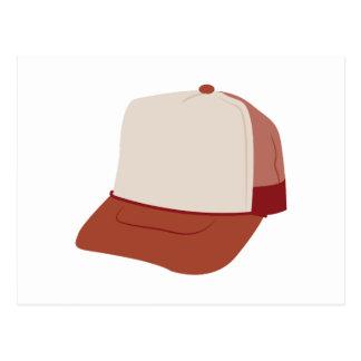Trucker Hat Postcard