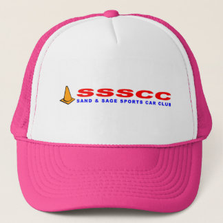 Trucker Hat: SSSCC Logo Trucker Hat