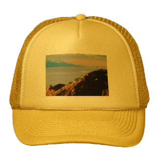 TRUCKER HAT - SUNRISE