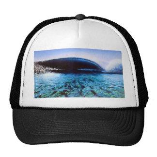 Trucker Hat: Surf Art for Ocean Lovers Trucker Hat