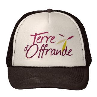 "Trucker hat "" Terre d'Offrande"""