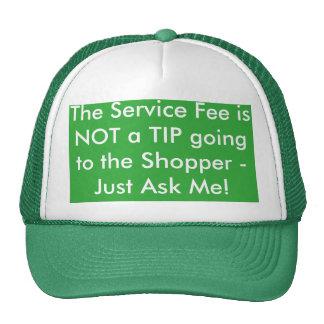 Trucker Hat- TIP explanation Trucker Hat