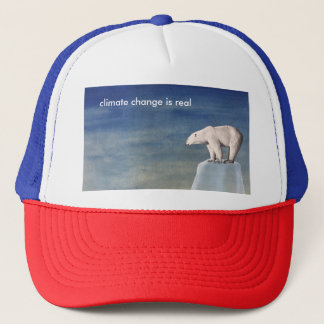 Trucker Hat to Combat Climate Change