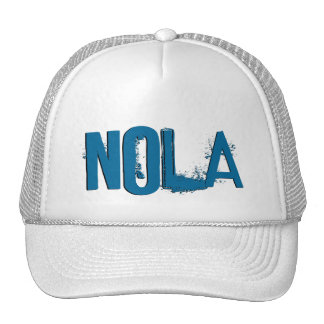 Trucker Hat Travel NOLA Old Street Tiles Style