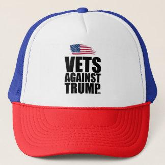 Trucker Hat - Vets Against Trump