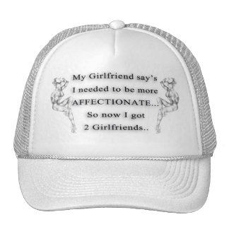 Trucker Hat with Quote