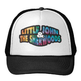 Trucker hat with Tye Dyed Little John Logo