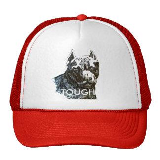 TRUCKER MAN'S PIT BULL CAP/HAT - TOUGH! TRUCKER HAT