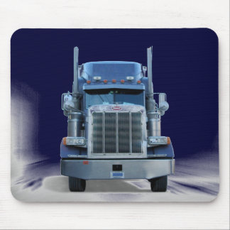 trucker mouse pad