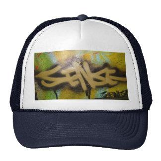 trucker sense trucker hat