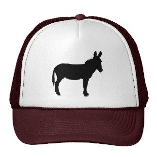 Trucker style cap with donkey logo in 11 colours!! trucker hat