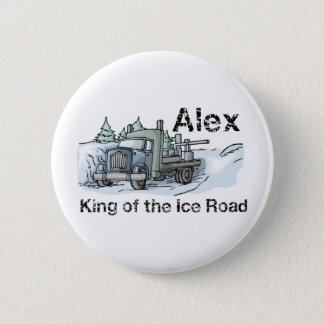 Trucker Tees and Gifts  - Show Alex some Love! Button