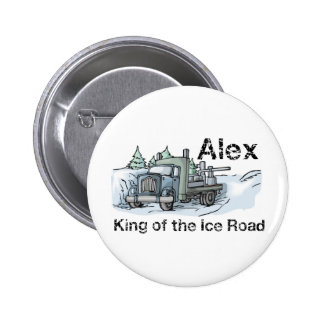 Trucker Tees and Gifts  - Show Alex some Love! Pins